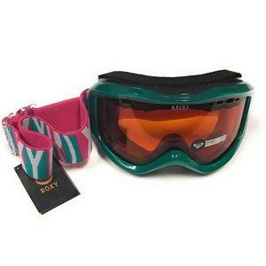 NWT ROXY women's snow goggles